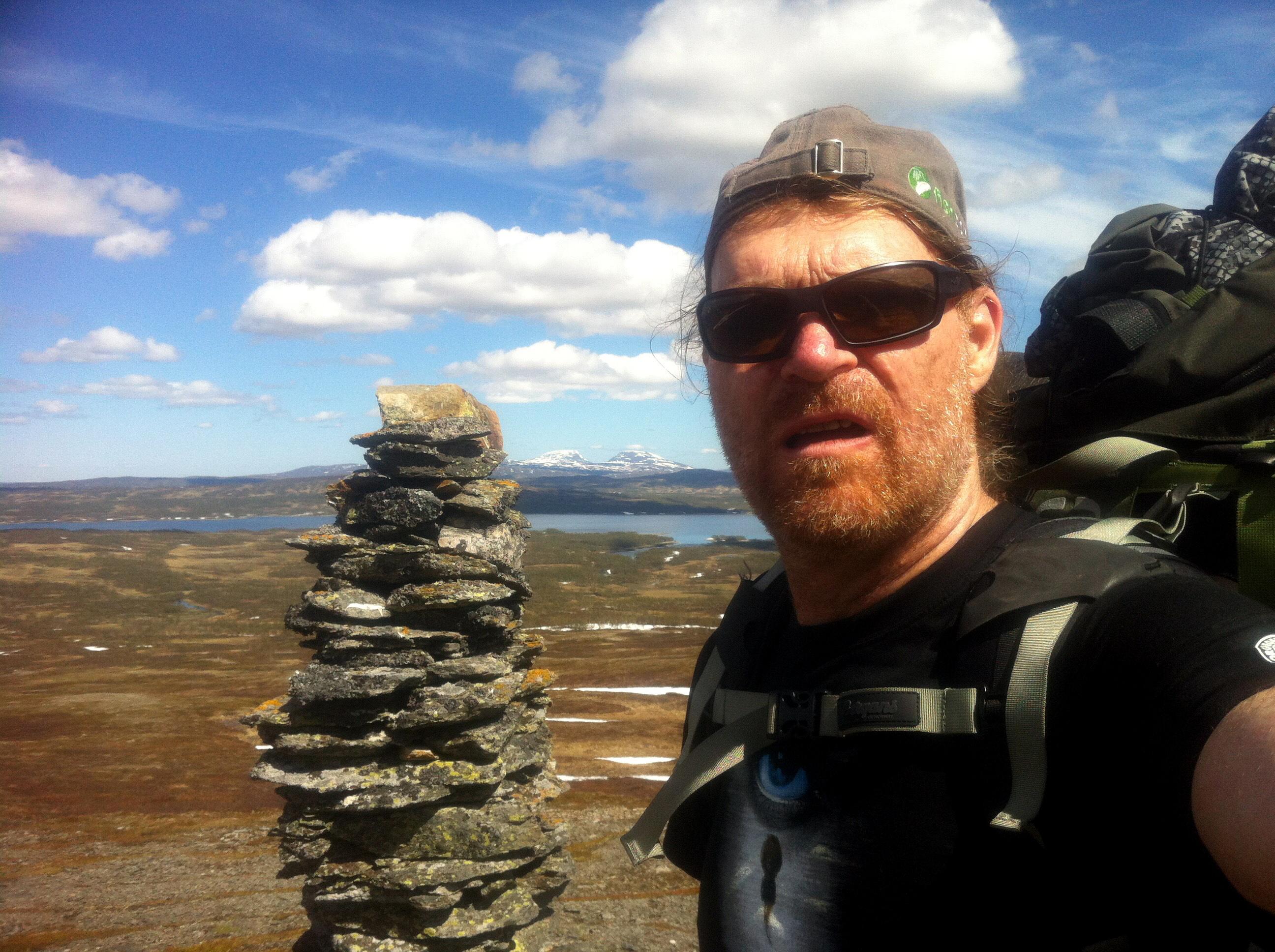 Cato Bekkevold var trommeslager i Enslaved fram til 2018. Enslaved er et norsk progressivt ekstremmetal-band med tekster som omhandler nordisk mytologi, vikinger og natur. Foto: Privat